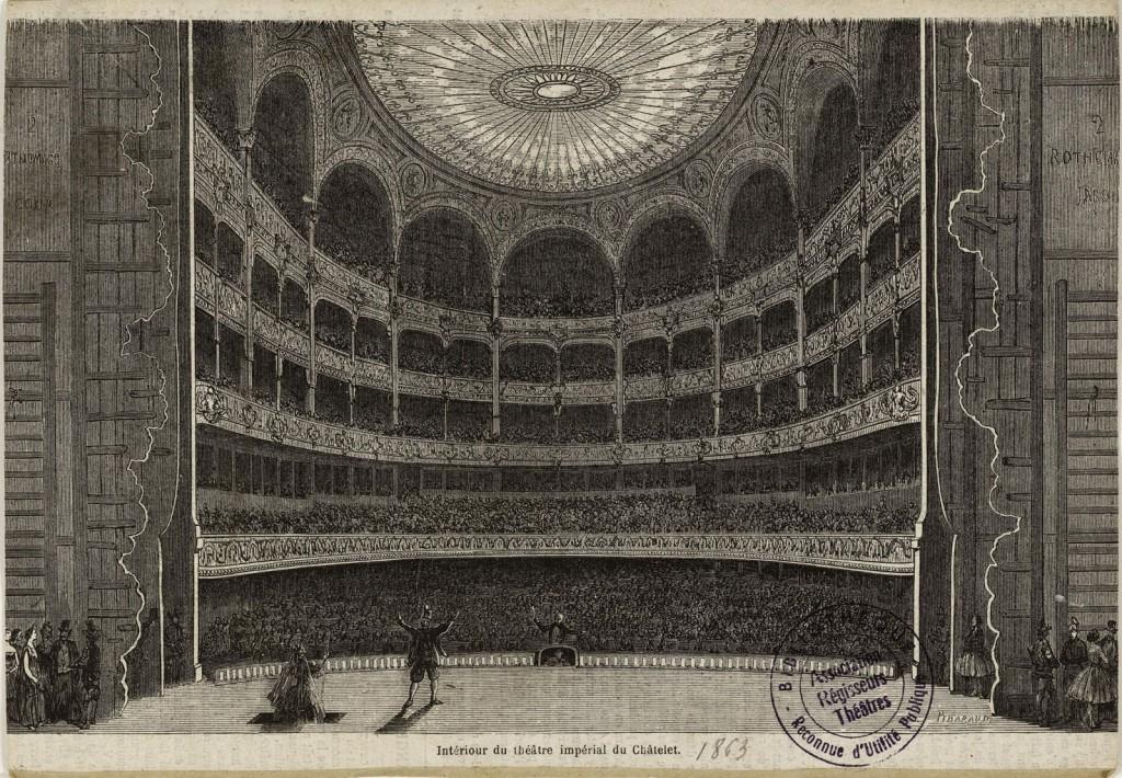 Pirabaud, 1863. BHVP
